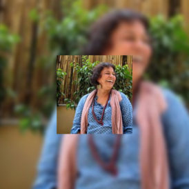 Shailaja-Yoga Teacher Training India